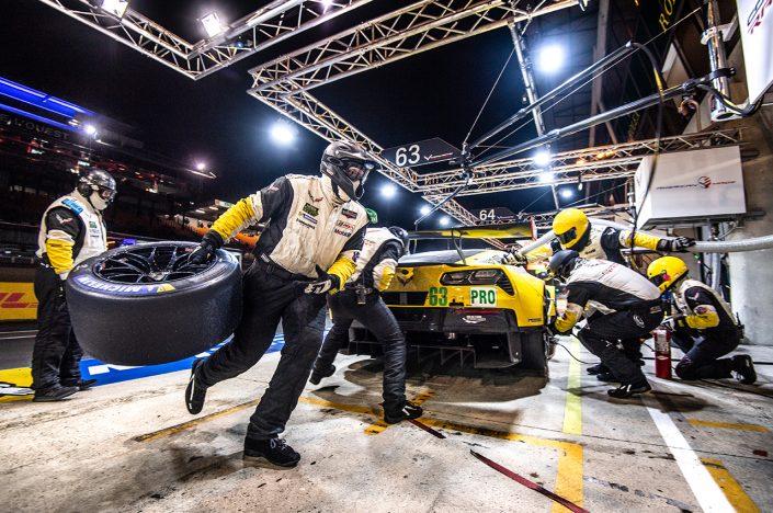 Endurance - Corvette C7R GTE Pro LM24 2018